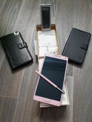Samsung Note 4 Rosa Pink