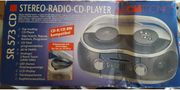 STEREO-RADIO-CD-PLAYER CLATRONIC NEU