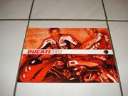 Ducati Gesamtprospekt 2003 Monster 996