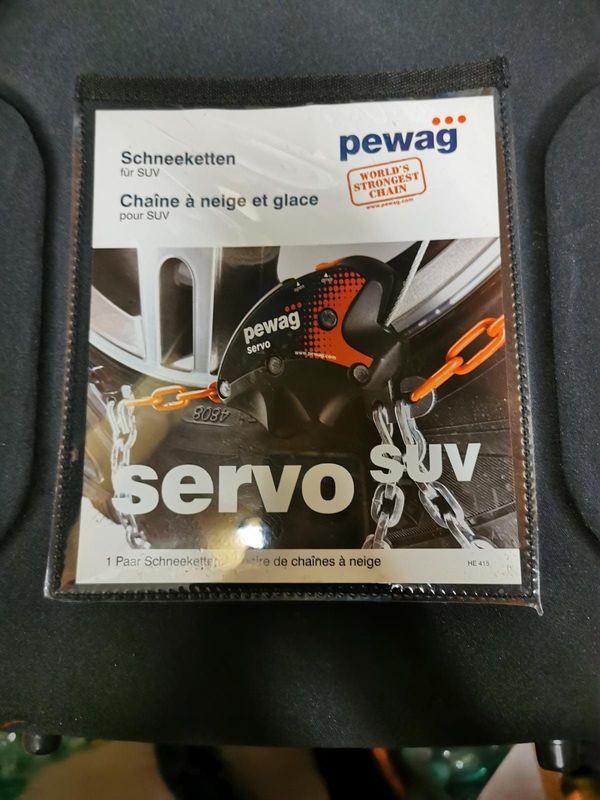 Schneeketten für SUV von pewag