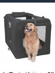 Hundetransportbox faltbar XXL neuwertig
