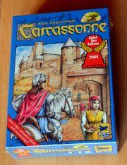 Carcassonne Grundspiel alte Version neu