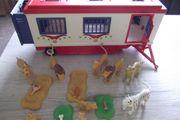 Playmobil Circus Anhänger