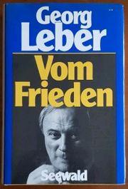 Politik im Buch GEORG LEBER