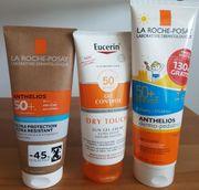 Sonnenschutzpflege u a LaRoche Posay