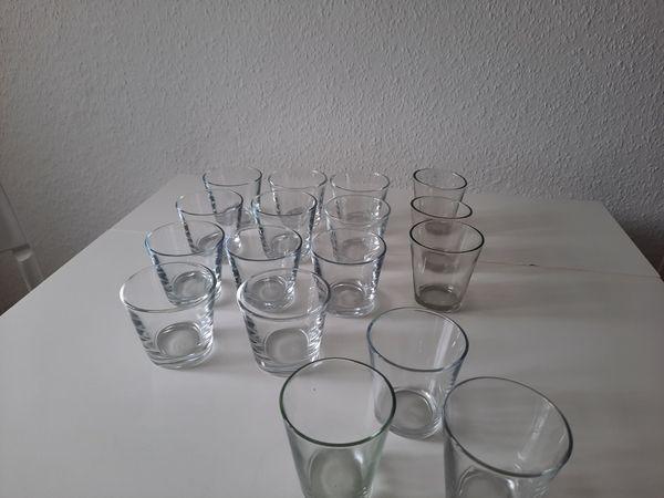 Trink- / Dessertgläser
