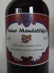 Auktion Feine Liköre Mandel und