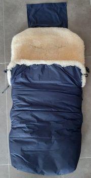 Lammfellsack von Kaiser