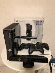XBox 360 mit Kinect Controllern