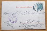 2 alte Ansichtskarten Postkarten Salzburg