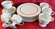 Rosenthal Composition Filigran Kaffee-Service 6Pers