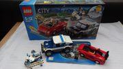 LEGO City Verfolgungsjagd 60007 neuwertig