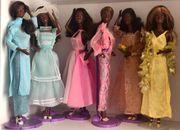 Suche vintage alte Barbie aus