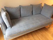 Retro 3-Sitzer Sofa PURO - Bezug