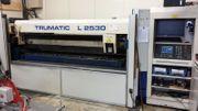 Trumpf Laser L2530 Laserschneidmaschine