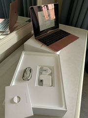 Apple MacBook Rose Gold 256