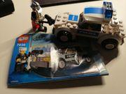 LEGO City 7236 Streifenwagen