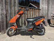 Motorroller RIEJU Toreo 50