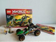 Lego Ninjago 70755 Lloyds Dschungelräuber