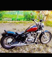 Custom Chopper Bobber Yamaha xv
