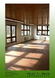 Stadtnahe Büroräume Atelier frei ab