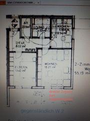 Zweieinhalb-Zimmer-Wohnung in Rankweil