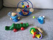 Holzspielzeug Set