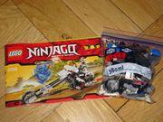 Lego 2259 Ninjago Skelett Chopper