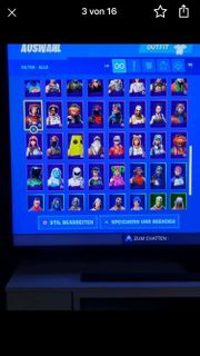 Fortnte Account