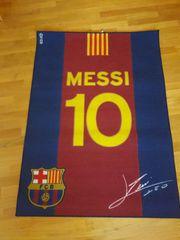 Messi Teppich