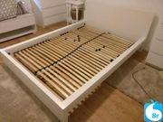 Ikea Bett von Malm mit
