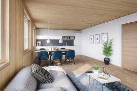 Eigentumswohnungen, 4- und Mehr-Zimmer - 4-Zi-Whg mit Garten in Alberschwende