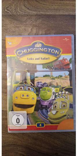 Chuggington 4 Loks auf Safari DVD