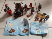 Ritter Playmobil 3328 3320 in