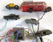 Autos aus den 60er-70er Jahren -