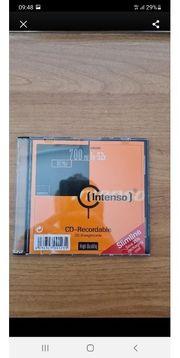 Leere CD s