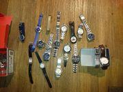 defektes Uhren sammlung