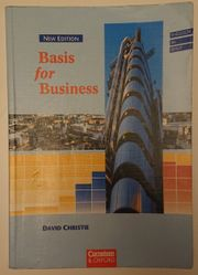 Englischbuch Basis for Business New