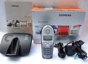 Siemens Gigaset 4015 Comfort Telefon