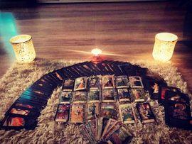 Partnerrückführung holen auch Sie sich ihr Glück zurück Voodoo Kartenlegen