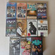 Musikvideos VHS Greace2 Tina Turner