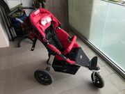TFK joggster Twist Kinderwagen für
