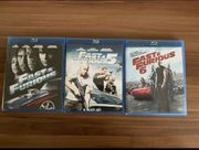 Fast and Furious Blu Ray