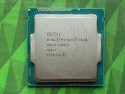Intel CPUs Dual-Core Haswell Pentium