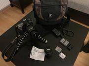 Nikon D200 mit zwei Objektiven