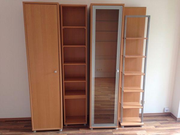 Moderne Wohnzimmer Schrankwand - auch einzeln