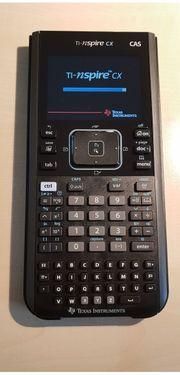 Texas Instruments TI-nspire CX CAS -
