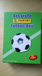 Das große Fußball-Quiz von Panini