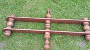 2 Lagen Holzregal vom Schreiner