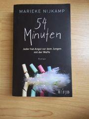 54 Minuten Buch